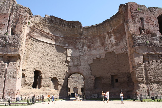 Baths of Caracalla 09
