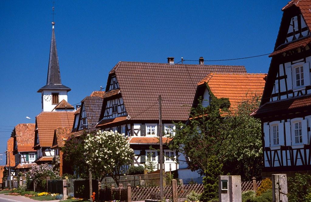 Seebach - Alsace