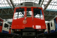 Upminster London Underground Dept Open Day, August 2009