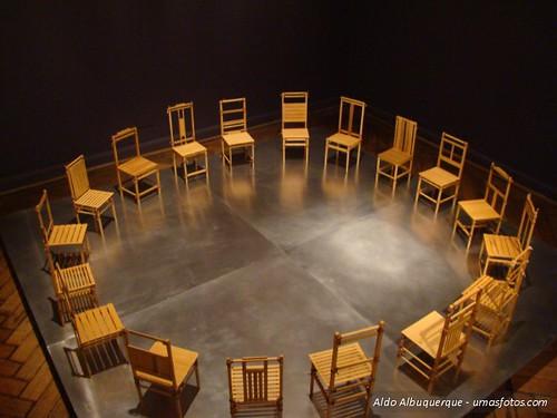 Circulo de cadeiras