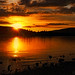 Golden Sunset by KY Design and Photography