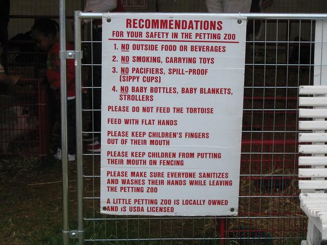 Zoo Rules