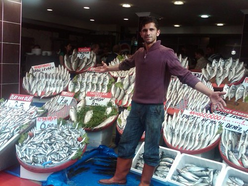kayseri fishman