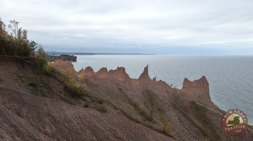 Chimney Bluffs 12