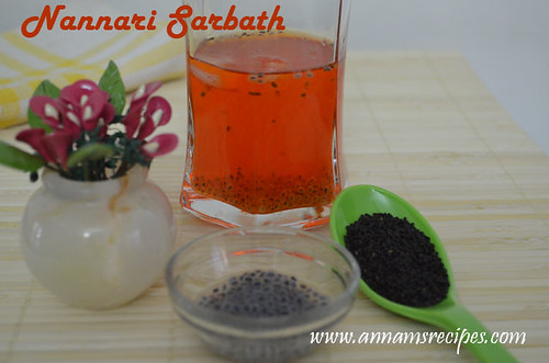 Nannari Sarbath