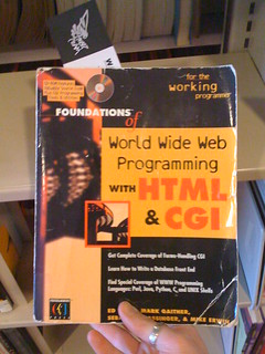 World Wide Web Programming with HTML & CGI