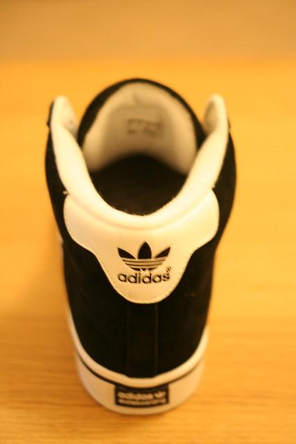Adidas Shoes Campus Vulc Black Futurered