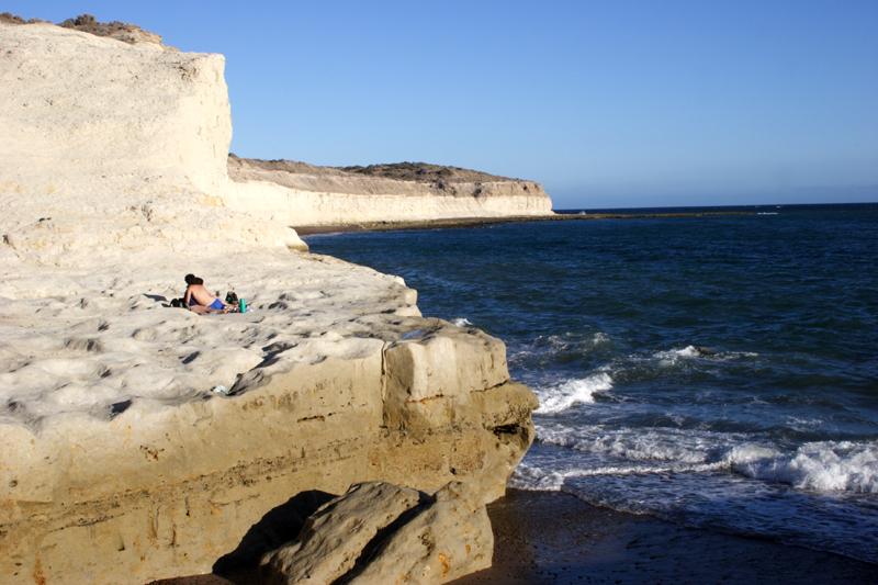 Romance en Punta Ameghino