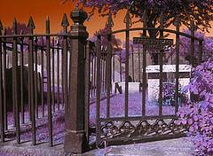 New England Cemeteries
