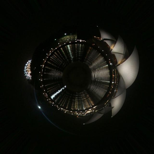 Sydney Opera, upper circle, Fujifilm FinePix F455