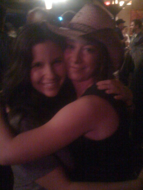Jami and Me. Fell in love with my recruiter.