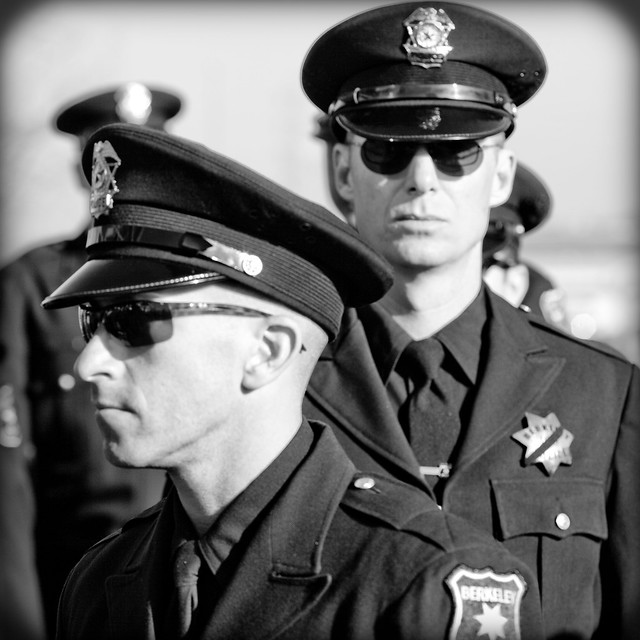 Memorial Service For Fallen Oakland PD Officers