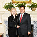 Secretary Clinton Meets With Nominee for Shanghai Expo 2010 Commissioner General