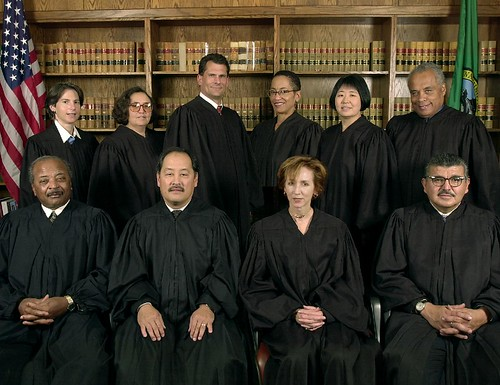 Municipal Court judges, 2001