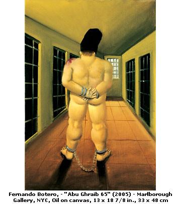 Fernando Botero Abu Ghraib 65 Fernando Botero Abu Ghraib
