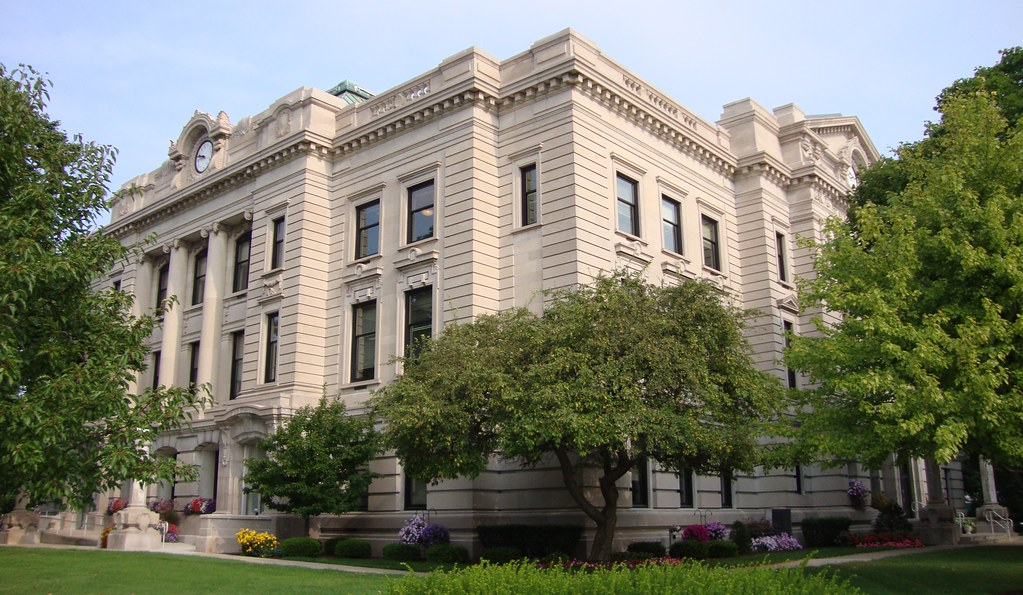 Awesome Dekalb County Courthouse Auburn Indiana The Building Or Download Free Architecture Designs Scobabritishbridgeorg