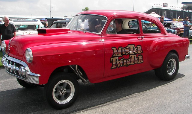 1953 Chevy Gasser