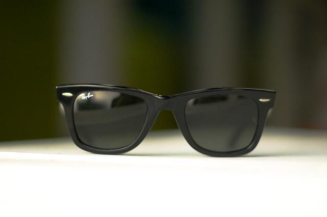 ray ban clubmaster schwarze gläser