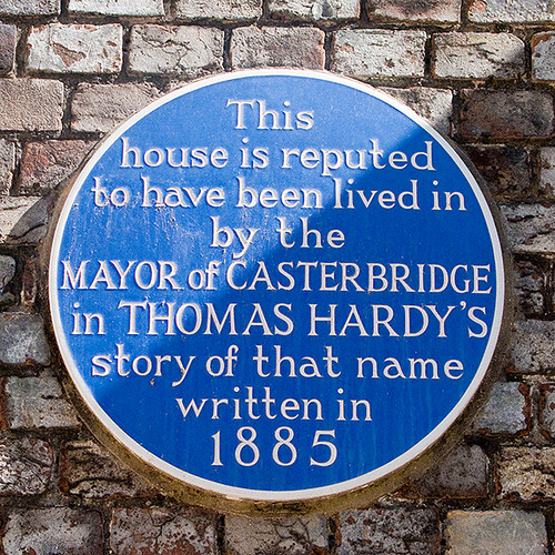 the mayor of casterbridge by thomas hardy essay The mayor of casterbridge was written in 1886 by british author thomas hardy (an epic victorian era author) the story follows michael henchard who, in a drunken stupor, sold his wife and baby the story follows michael henchard who, in a drunken stupor, sold his wife and baby.