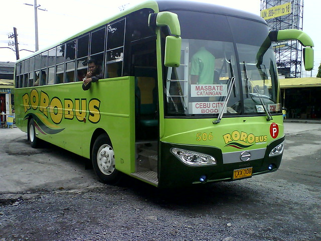 RORO BUS Transport 506