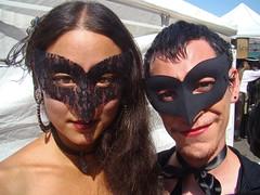 pretty masks for pretty people
