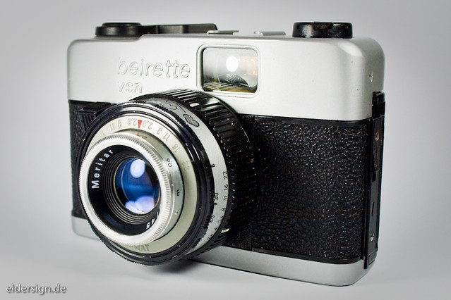 beirette camera how to use