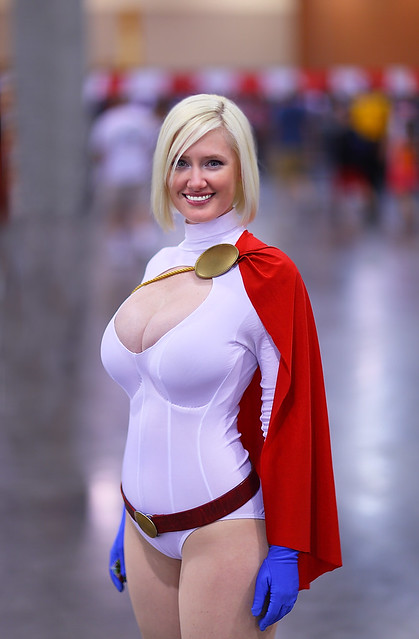 Power Girl 2011 Phoenix Comic-con: Explore May 30, 2011 #409