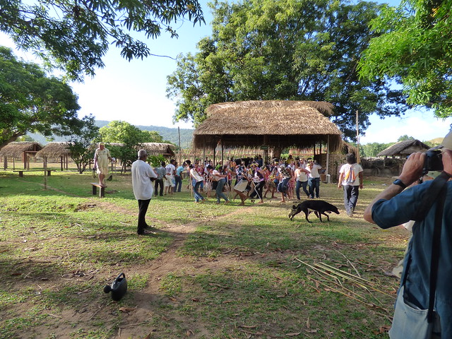 Rupununi Music and Arts Festival practice - Rock View Lodge 090214 (4)