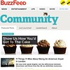 My post made it to the featured Community page on @BuzzFeedUK! Next stop: front page!