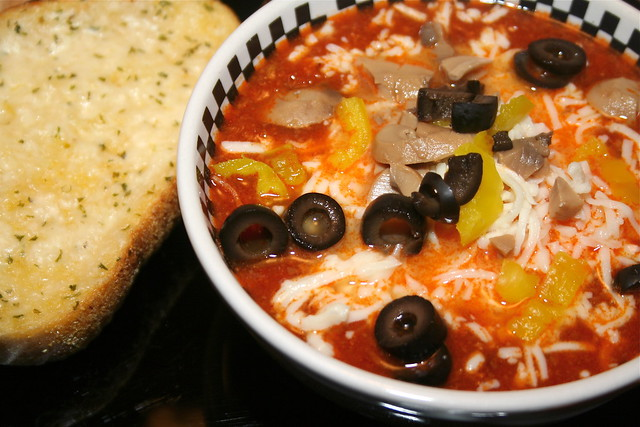 Pizza Chili