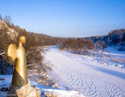 snow angel ekaterinburg russie pictureperfect russa oural sonyalpha fredericlacombat flacombat goldenheartaward landscfape