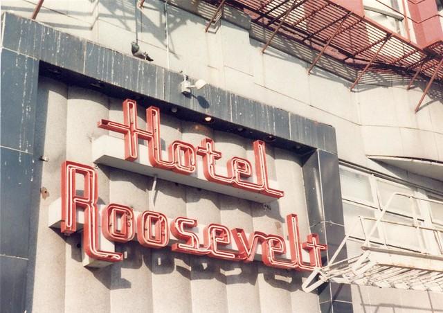 By Gone Era - Roosevelt Hotel