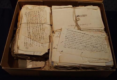 Box of quotation slips