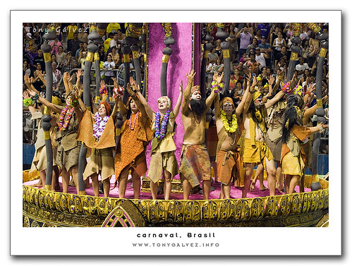 dates of the 2013 carnival in Brazil