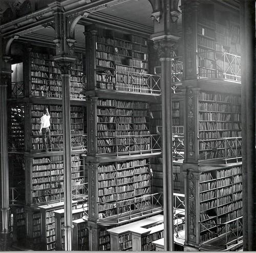 Main Hall by Public Library of Cincinnati & Hamilton County