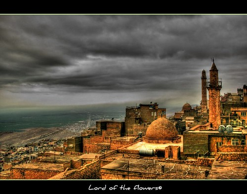 old sky cloud turkey landscape niceshot view dramatic mosque 1855mm mardin canoneosrebelxti platinumphoto theunforgettablepictures rubyphotographer gettyimagesmiddleeast