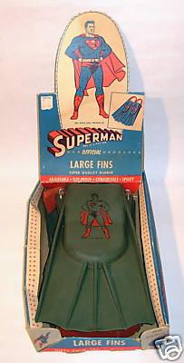 superman_swimfins