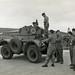 Small photo of Daimler Armoured Car - Lulworth Ranges