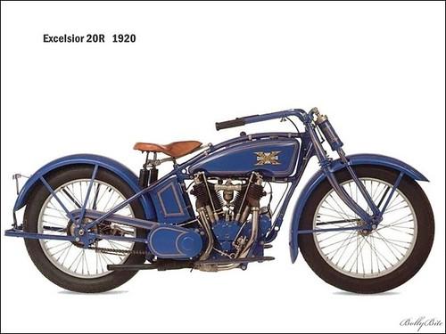 Excelsior 20R - 1920
