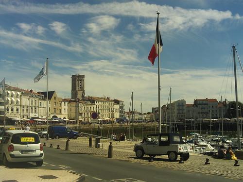 2008.08.05.091 - LA ROCHELLE - Vieux-Port