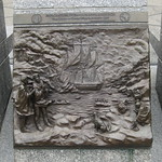 Washington DC - Penn Quarter: United States Navy Memorial - Exploration, Oceanography, Research