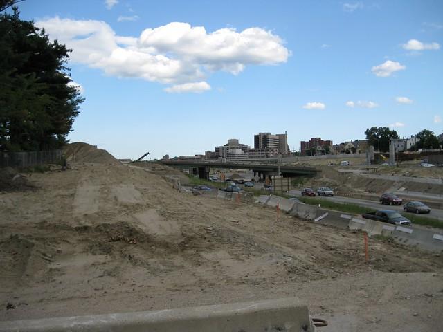 Route 95 Construction