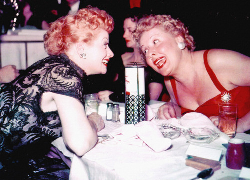 Lucy and Vivian Vance | Flickr - Photo Sharing!