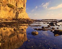 Abalone Cove Reflection