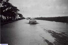 Light River floods at Korunye 4
