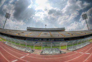 Estadio de Ciudad Universitaria