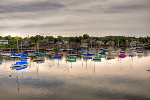 clouds marina boats harbor nikon colorful cloudy massachusetts newengland stormy sailboats hdr d90 rockportharbor buoyant highdynamicrangeimaging nikond90 imagesbyarden
