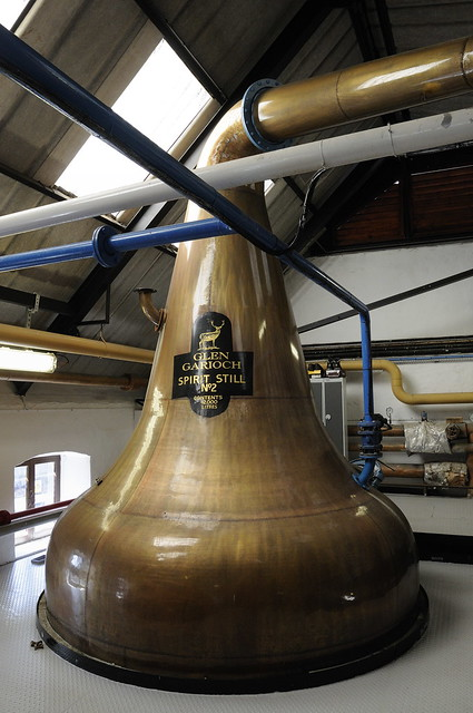 369-20090806_Aberdeenshire-Oldmeldrum-Glen Garioch Distillery-the Spirit Still No. 2