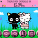 Chococat & Hello Kitty Theme for Blackberry Tour