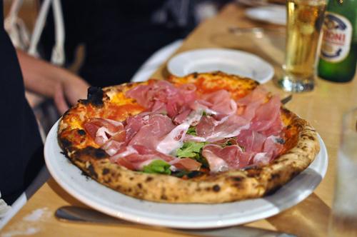 Prosciutto di Parma e rucola